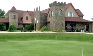 Castle Creek Golf Club: 18-Holes of Golf for Two or Four with Cart and Food Voucher at Castle Creek Golf Club (Up to 50% Off)