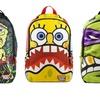 SprayGround Spongebob or TMNT Backpacks