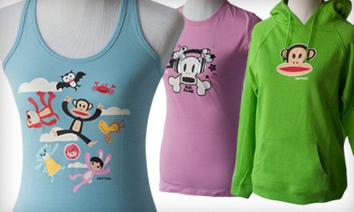 Paul Frank Women's Apparel: Paul Frank Women's Apparel (Up to 67% Off). Multiple Styles and Sizes Available.