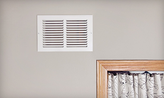 Quality Air - D Street - West Broadway: Air-Duct Cleaning and System Analysis with Option of Dryer-Vent Cleaning from Quality Air (Up to 86% Off)