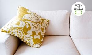 Sterilize: Sterilize: higienização de sofá de até 5 lugares