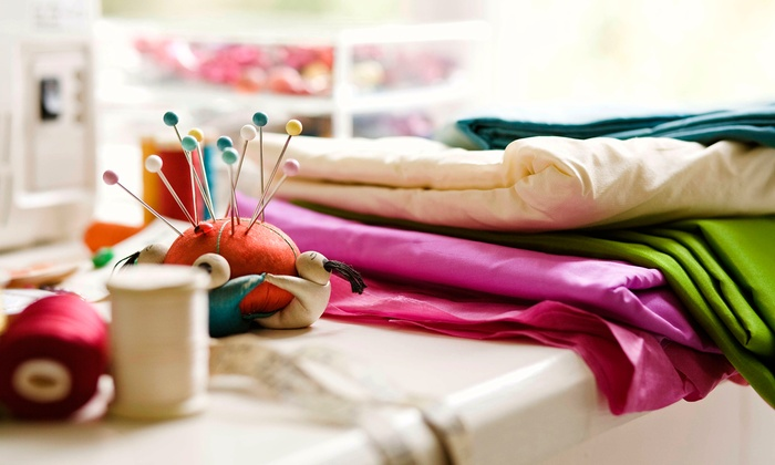 Winnie's Fashion Design - Brentwood: Sewing Class for One, Two, or Up to Six at Winnie's Fashion Design (Up to 93% Off)