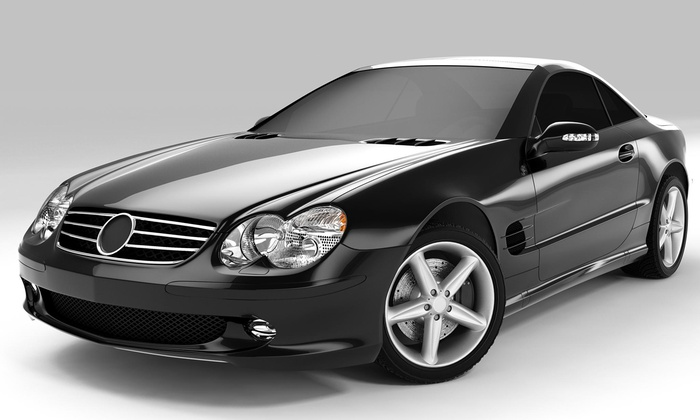 Apex Image Exteriors - Reno: Window Tinting for a Four-Door Car from Apex Image Exteriors (45% Off)