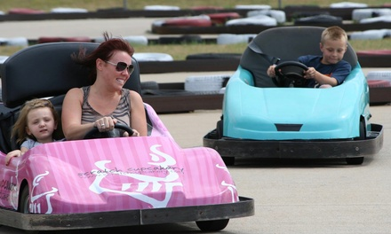Two or Four Go Kart Rides at Palmer's Family Fun (Up to 36% Off)