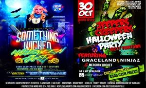 Next Level Haunts/217 Yorktown: Up to 60% Off Halloween Party at Next Level Haunts/217 Yorktown