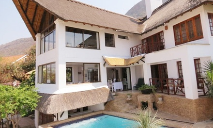 Hartbeespoort Dam: One or Two-Night Stay for Two with Breakfast at Galagos Lodge