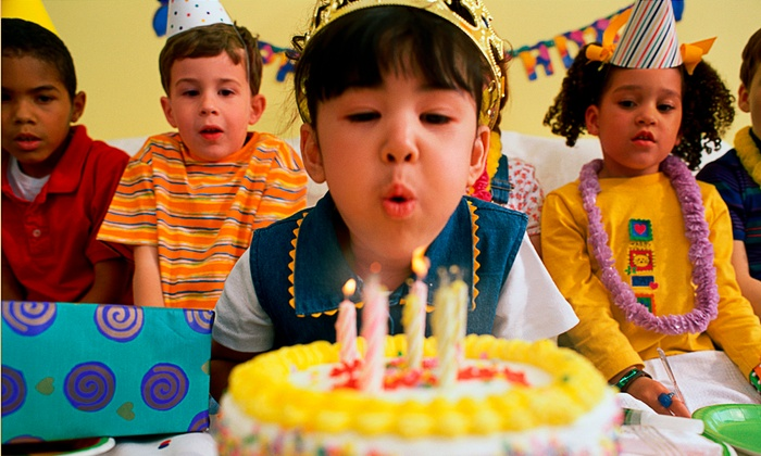 Tumble Wee & Dance - Bostonia: $125 for a Themed Children's Birthday Party for Up to 15 Kids at Tumble Wee & Dance ($295 Value)