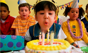 Tumble Wee & Dance: $110 for a Themed Children's Birthday Party for Up to 15 Kids at Tumble Wee & Dance ($295 Value)