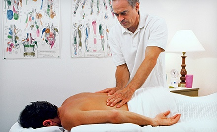$45 for a Four-Visit Chiropractic Treatment Package at River City Chiropractic (Up to $400 Value)