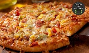 Pizzaria The Petit Giardinetto: The Petit Giardinetto – Petrópolis: rodízio de pizza para 1 ou 2 pessoas