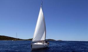 בלו וייב blue wave: קורס סקיפרים וחופשה חלומית: קורס משיט יאכטה- רישיון 30, שבסיומו הפלגה לחופשה בת 5 ימים בקפריסין + קורס GMDSS ב-8,900 ₪!