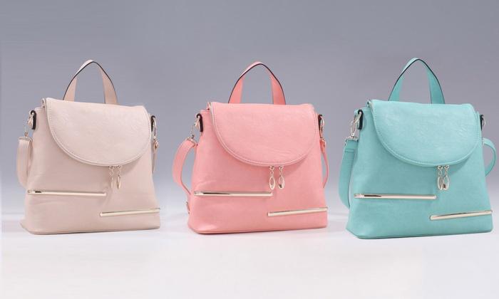 Nassy Women's Backpack Purse | Groupon Goods
