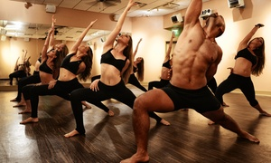Radiant Hot Yoga: 10 Classes or One Month of Unlimited Classes at Radiant Hot Yoga (Up to 73%Off)
