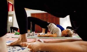 Shivam Yoga Dublin: Four Shivam Yoga Classes for One at Shivam Yoga Dublin (Up to 76% Off)