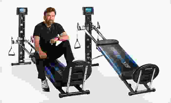All-in-One Total Gym XLS: $529.99 for an All-in-One Total Gym XLS ($1,948 List Price). Free Shipping and Returns.