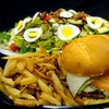 Up to 52% Off at Volcano's Burger and Salads