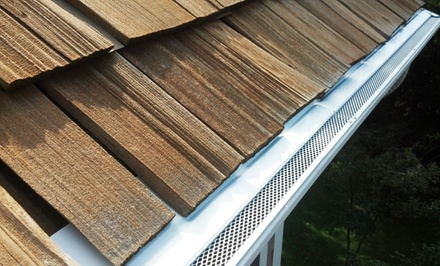 $839 for Aluminum Gutter Covering from ARC Window Cleaning ($1,200 Value)