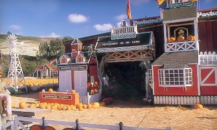 Pastorino Farms - Half Moon Bay: Family-Friendly Farm and Petting-Zoo Visit or Party from Pastorino Farms (Up to 55% Off). Six Options Available.