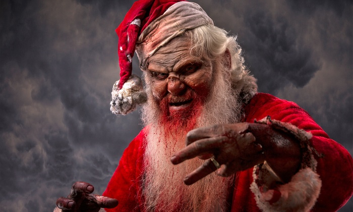 Nashville Nightmare - Madison: $23 for A Nashville Nightmare Before Christmas with Zombie Santa Paintball ($35 Value)