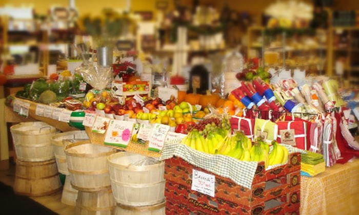 Cranberri Country Market - Mount Brydges: $10 for $20 Worth of Fresh Produce, Baked Goods, and Catering Trays at Cranberri Country Market