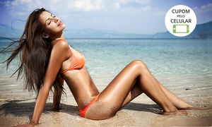 Solar Estética: Solar Estética – Costa Azul: 4, 8 ou 12 visitas de massagem modeladora + drenagem linfática