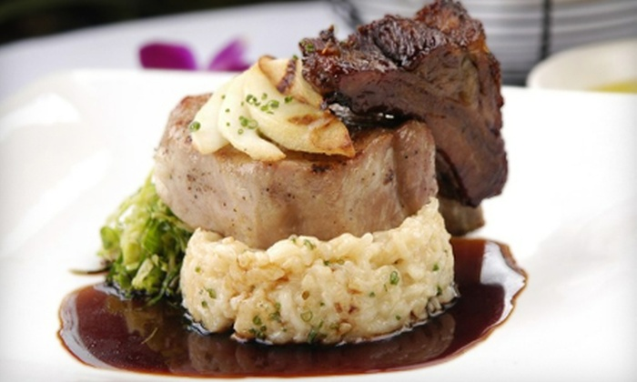 Mezzé - Lakeshore: $15 for $30 Worth of Mediterranean Fusion Cuisine at Mezze in Oakland