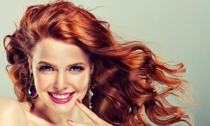 Pigalle Salon & MedSpa - Southfield: Up to 56% Off Haircut or Color Services at Pigalle Salon & MedSpa