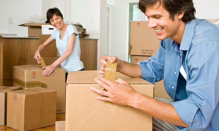 Moving & Storage Services - Fort Lauderdale: $240 for Four Hours of Moving Services with One Truck and Three Movers from Moving & Storage Services ($537.60 Value)