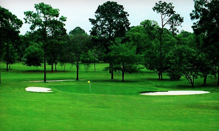 Rainbow's End Golf Club - Dunnellon: 18-Hole Round of Golf for Two or Four Including Cart and Range Balls at Rainbow's End Golf Club (Up to 55% Off)