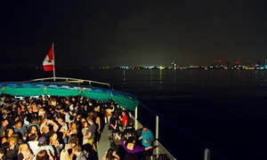 Cl9ud Entertainment Ltd: Up to 52% Off Halloween Boat Cruise at Cl9ud Entertainment Ltd
