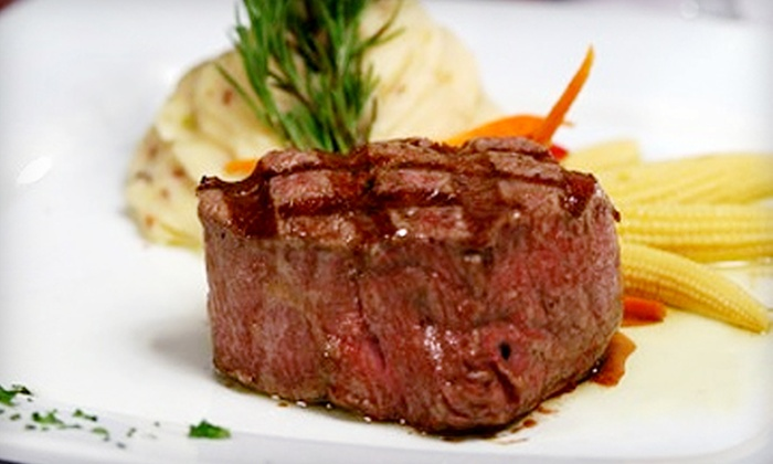 Salvatore's Restaurant - Depew: $30 for $60 Worth of Italian Cuisine, Steaks, and Seafood for Two at Salvatore's Restaurant