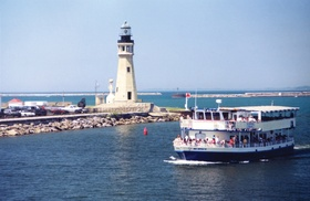 Buffalo Harbor Cruises: Sightseeing Cruise for Two or Four from Buffalo Harbor Cruises (Up to 47% Off)