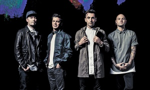 Hedley: Hedley: Hello World Tour 2016 on Friday, May 20, at 7 p.m.
