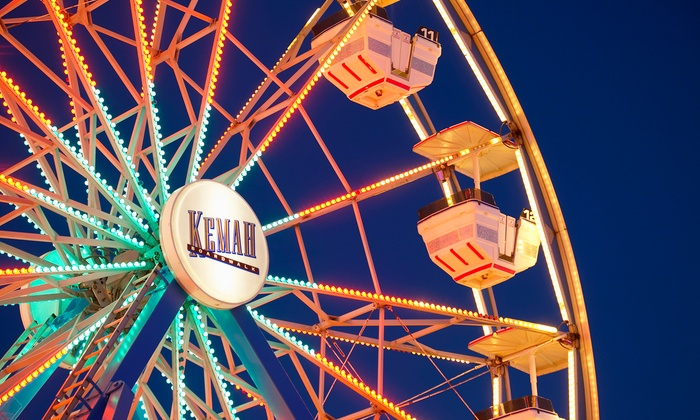 Christiansen Amusements - South Bay Recreation Center: Carnival for One, Two, or Four with Rides from Christiansen Amusements (Up to 50% Off)