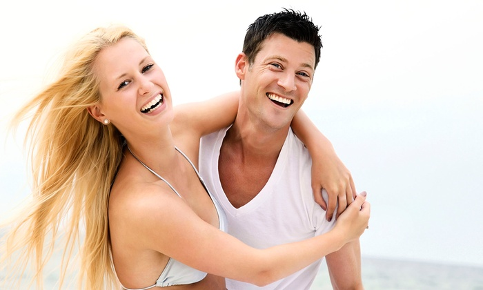 5280 Teeth Whitening - Multiple Locations: $95 for an In-Office Teeth-Whitening and Desensitizing Treatment at 5280 Teeth Whitening ($217 Value)
