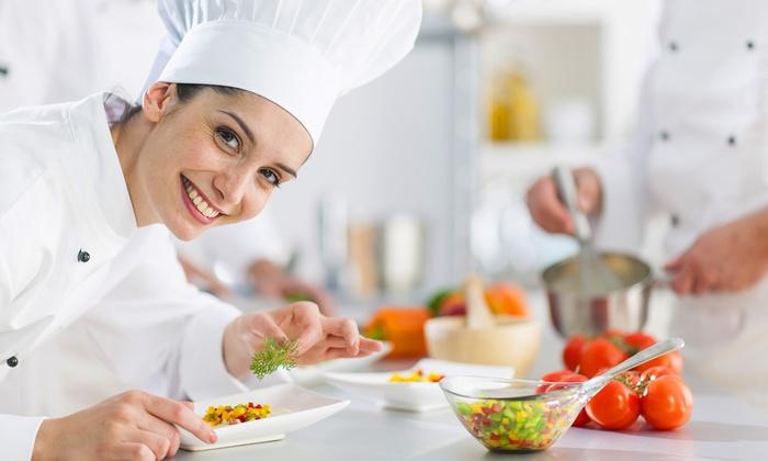 Corso online cucinare da chef groupon goods for Cucinare da chef