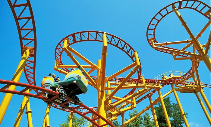 Worlds of Fun & Oceans of Fun - Worlds of Fun Oceans of Fun: Worlds of Fun & Oceans of Fun – One Park for One Price (36% Off Admission)