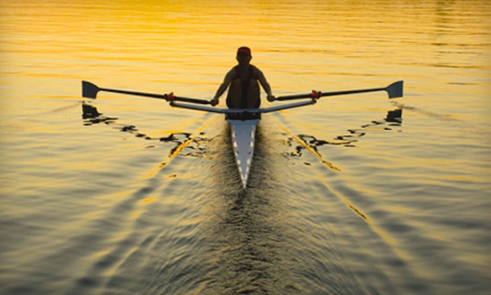 Kingston Rowing Club - Inner Harbour: $60 for a Learn to Row Course at Kingston Rowing Club ($150 Value)