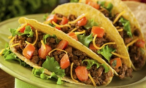 Mexicas: Desde $299 por cena mexicana de 3 pasos + bebidas para dos o cuatro en Mexicas