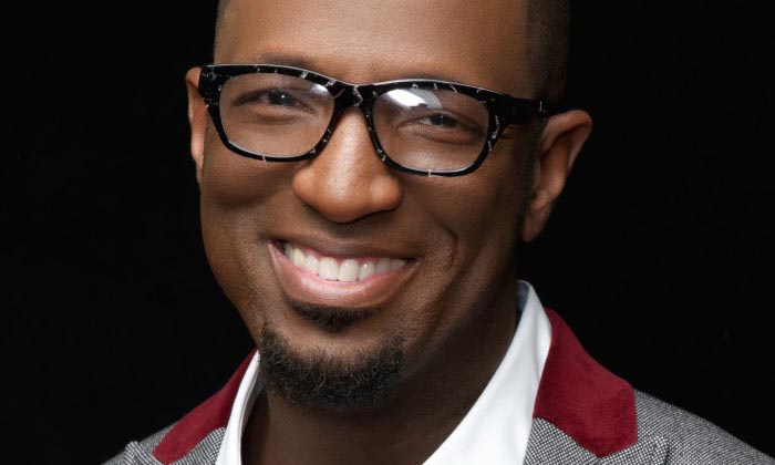 Ricky Smiley  - Arena Theatre: Rickey Smiley and Friends on Saturday, January 2, at 8 p.m.