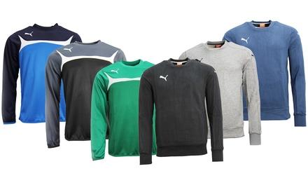 Pumasweatshirts voor heren