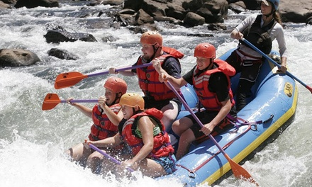 Two-Night Rafting and Camping Trip with Optional Zipline Experience from USA Raft (Up to 49% Off)