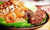 Latin Kitchen - Throgs Neck - Edgewater Park: Two-Course Puerto Rican Dinner with Sangria for Two, Four, or Six at Latin Kitchen (Up to 61% Off)