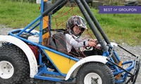 15-Minute Buggy Racing Experience and 30-Minute Archery Session for Up to Four Children from ODD (50% Off)