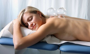 Xscape Massage & Spa: $38 for 60-Minute Massage with Thai Yoga, Cupping, or Reflexology at Xscape Massage & Spa ($73 Value)