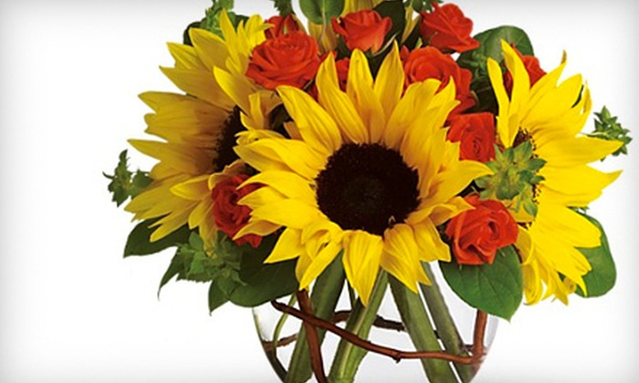 Town & Country Flowers & Gifts - Wilmarbee: $25 for $50 Worth of Flowers from Town & Country Flowers & Gifts