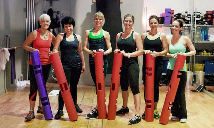 Vie Fitness & Spa - Arbor Hills: $35 for Five ViPR Fitness Classes at Vie Fitness & Spa ($100 Value)