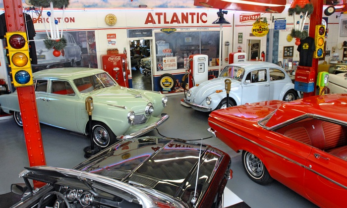 Jerry's Classic Cars and Collectibles Museum - Pottsville: General Admission for Two, Four, or Six to Jerry's Classic Cars and Collectibles Museum (Up to 55% Off)