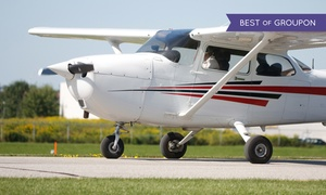 Canadian Flight Academy: CC$89 for a 75-Minute Introductory Flight Experience in a C-152 at Canadian Flight Academy (CC$183 Value)