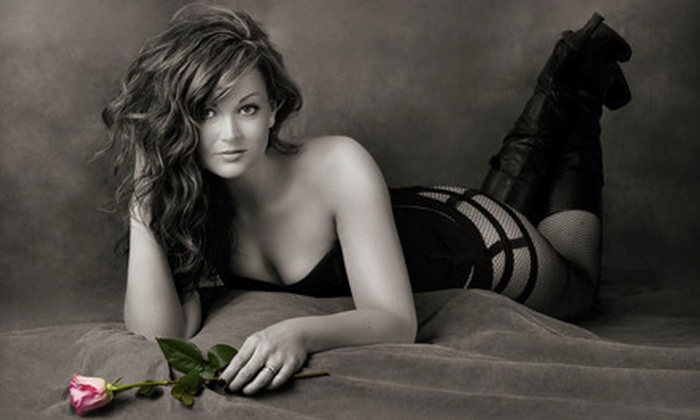 In-Focus Photography - St. Francis: $79 for a 60-Minute Boudoir or Glamour Photo Shoot with Two Images at In-Focus Photography ($221 Value)